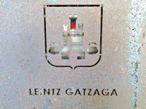 Escudo Leintz Gatzaga