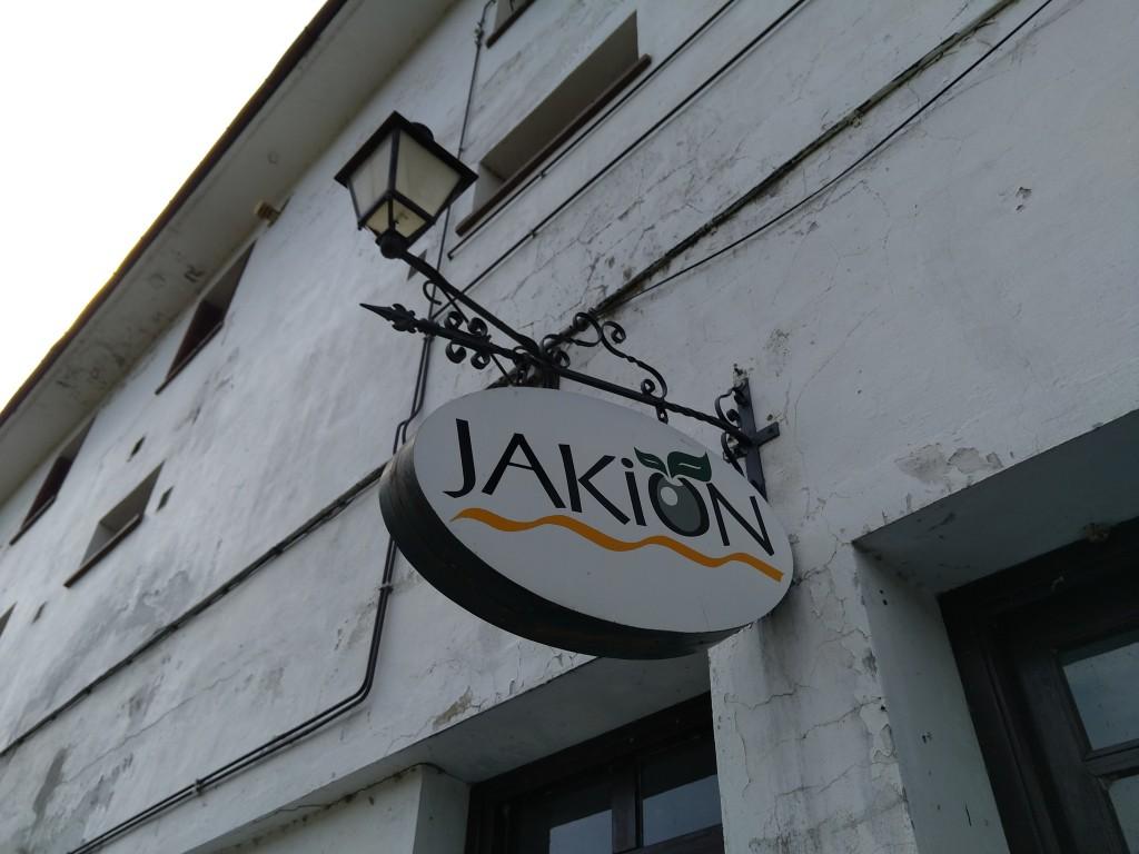 Exterior instalaciones Jakion