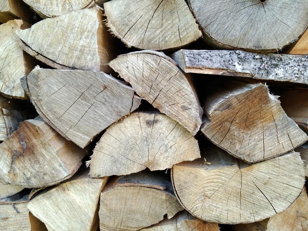 Leña, madera