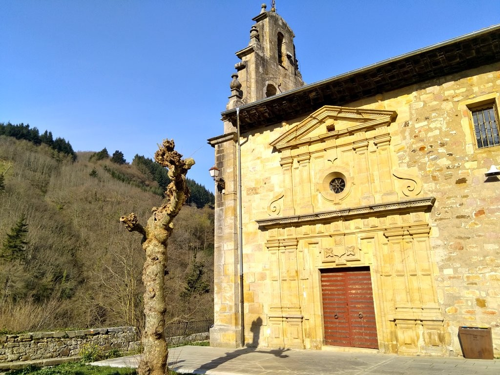 Santuario de Dorleta, Leintz Gatzaga
