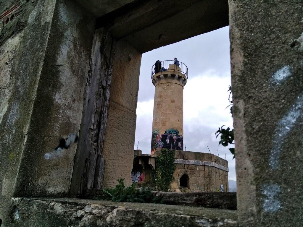 Torre del fuerte de La Galea
