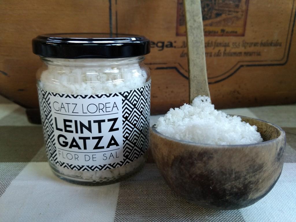 Venta de sal en Leintz Gatzaga