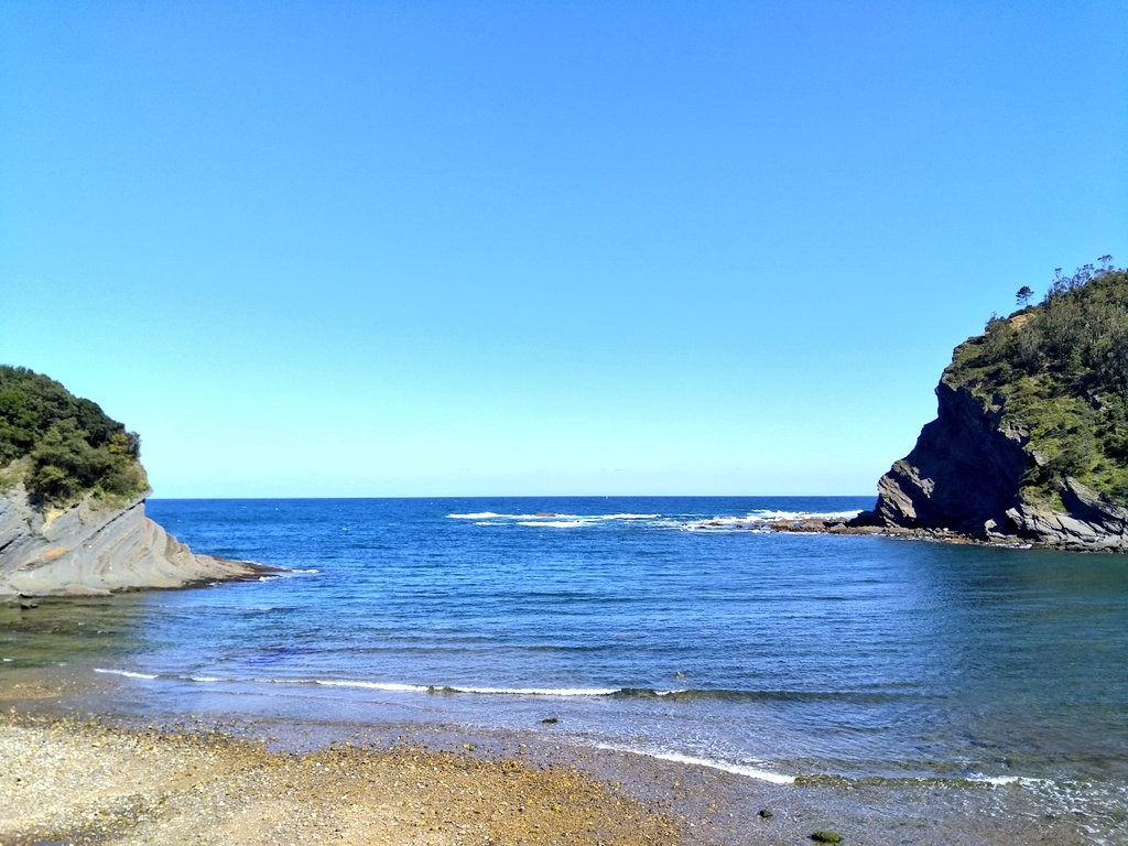 Armintza, playa