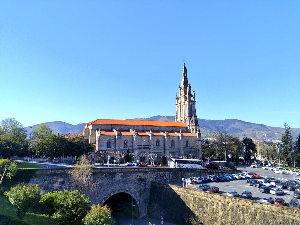 Basílica de Begoña, Bilbao