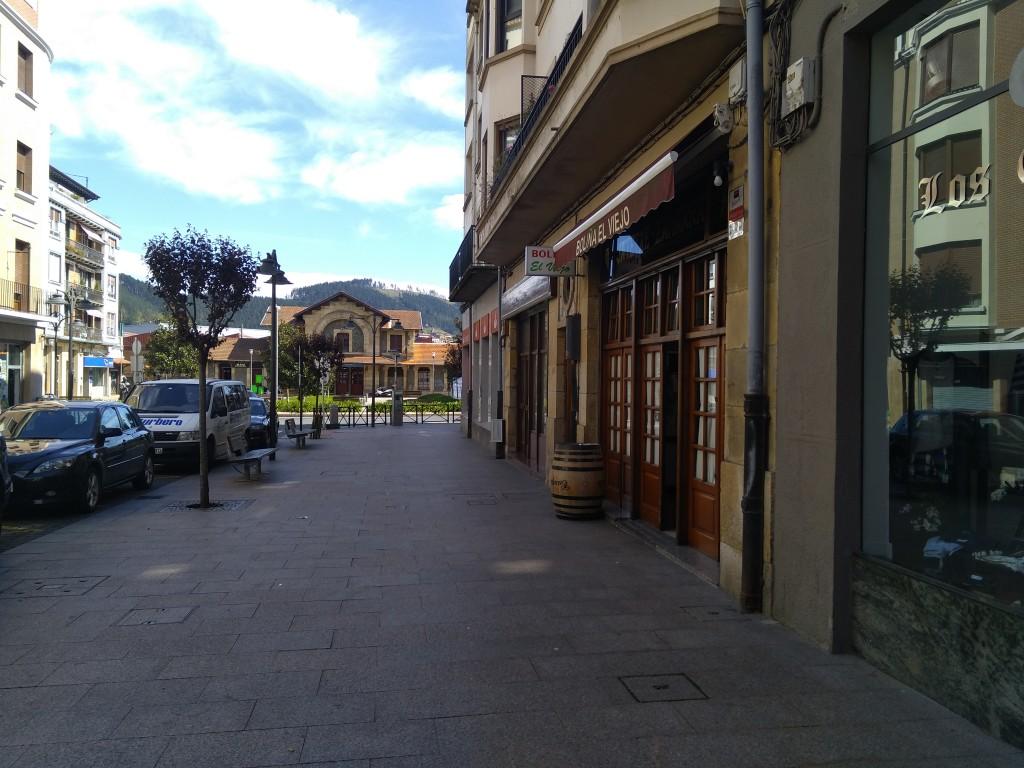 Calle del Boliña El Viejo, Gernika-Lumo