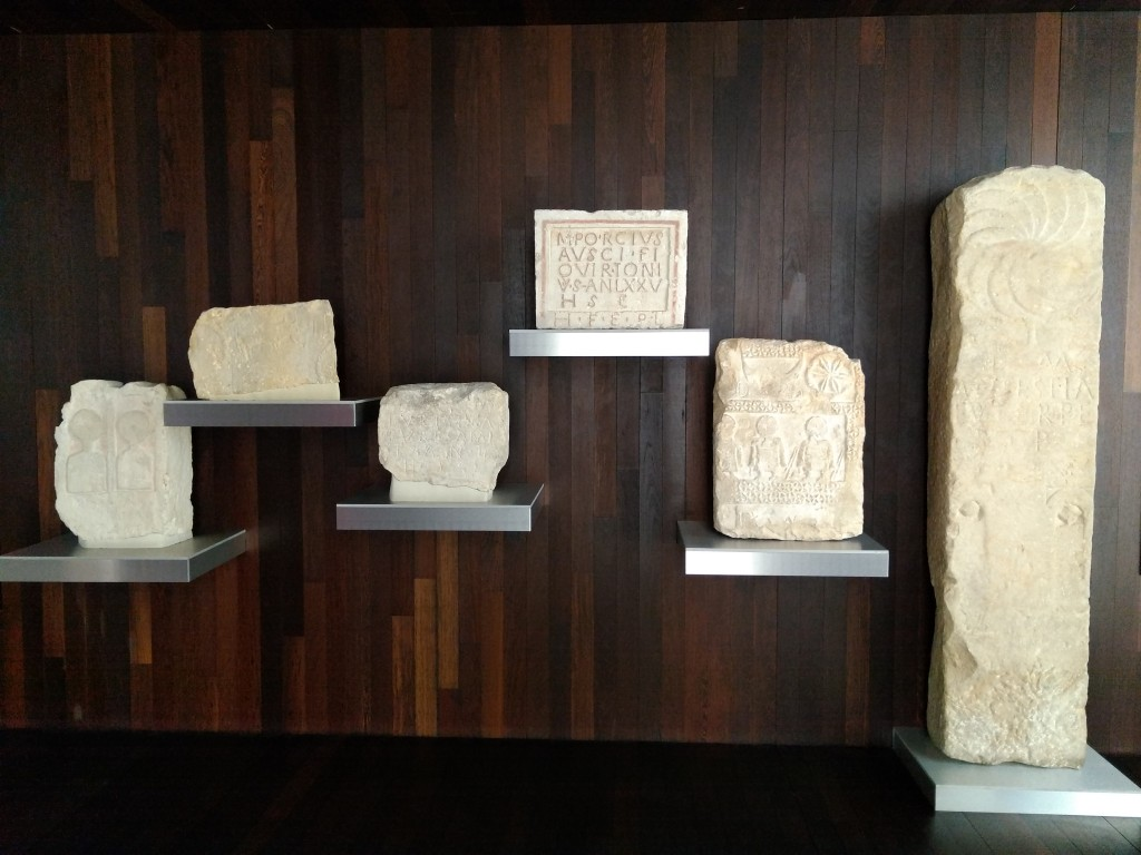 Colección museo Bibat, arqueología