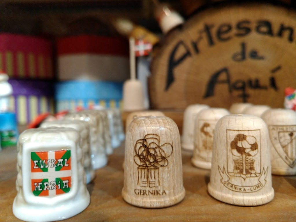 Dedales, souvenirs