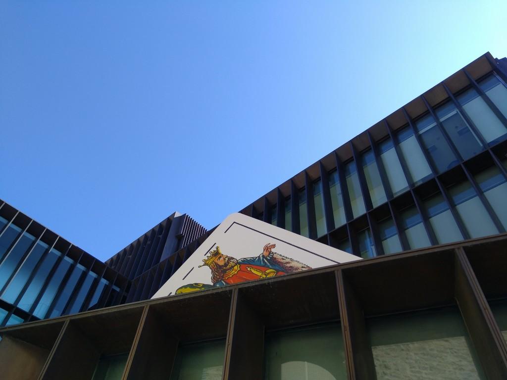 Edificio museo Bibat