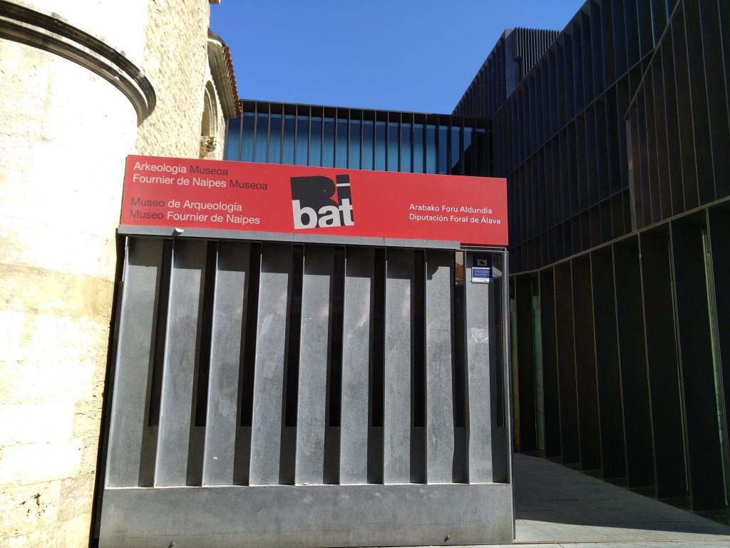 Entrada Museo Bibat