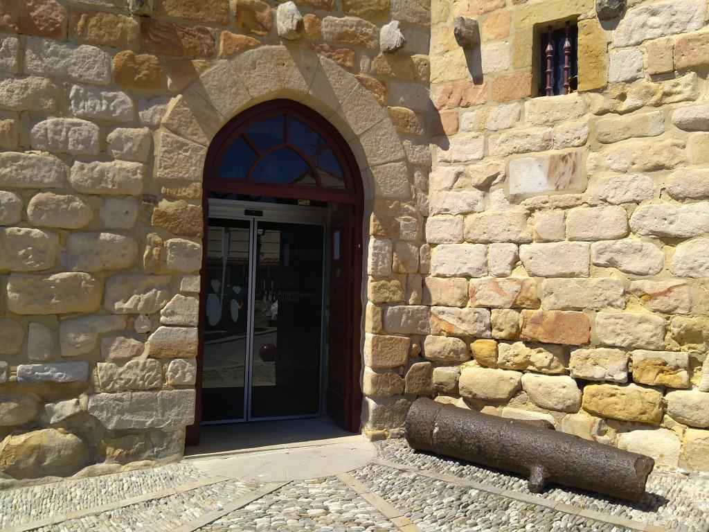 Entrada museo del pescador, Bermeo