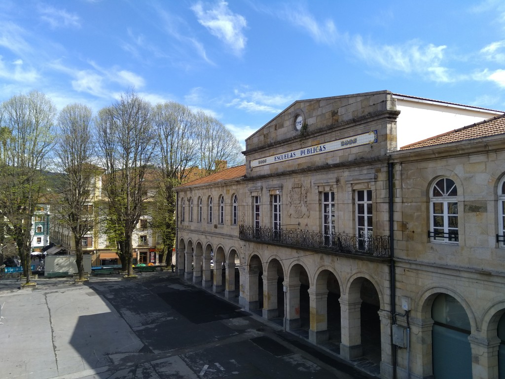 Escuelas publicas, Gernika