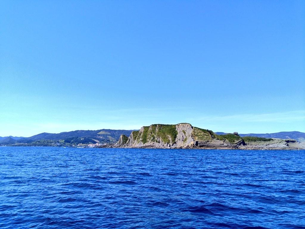 Isla de Izaro, Hegaluze