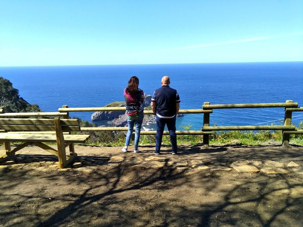 Turistas, San Juan de Gaztelugatxe