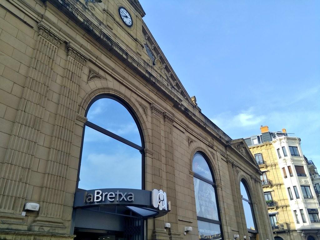Centro comercial la Bretxa, Donostia