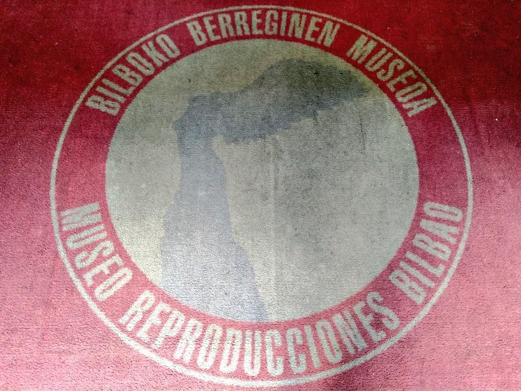 Logo Museo de reproducciones de Bilbao
