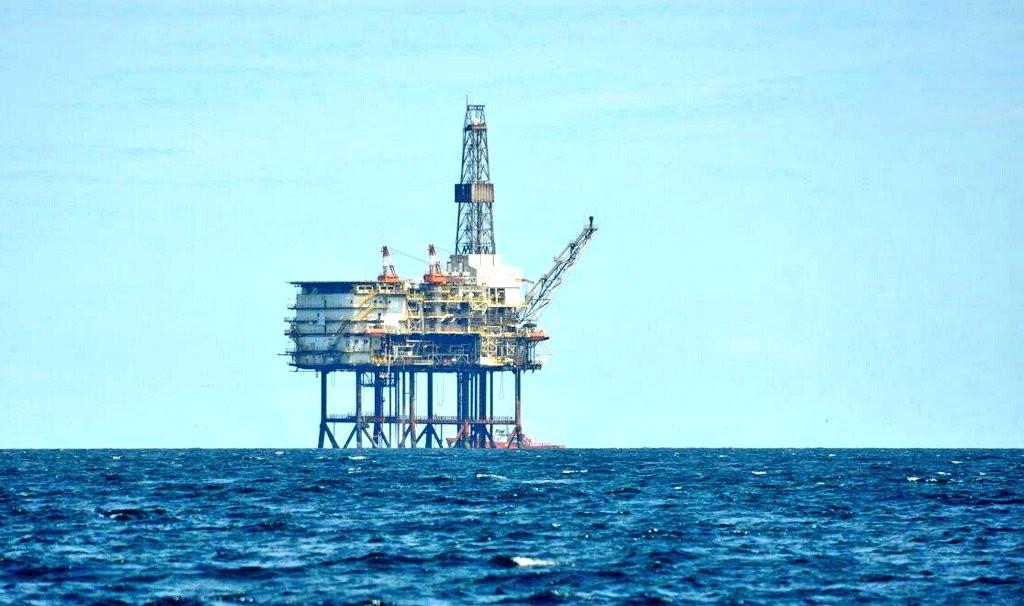 Plataforma de gas, La Gaviota