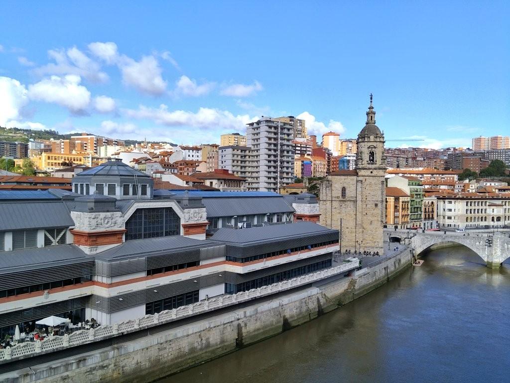 Puente San Antón y La Ribera, Bilbo