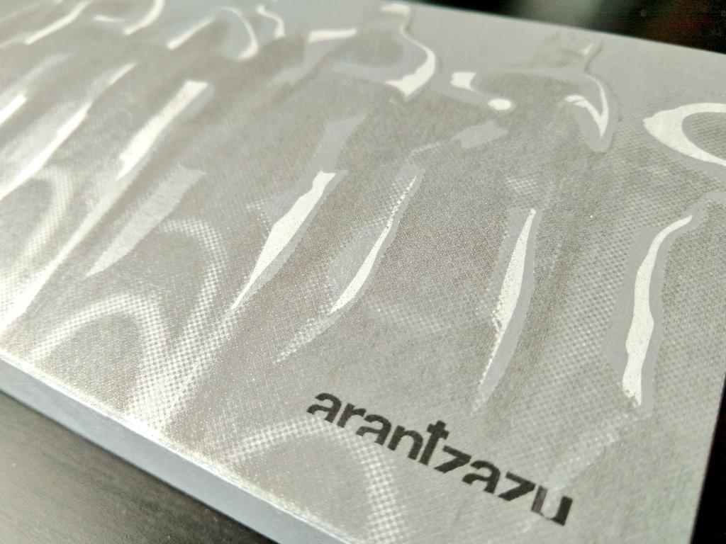 Arantzazu, bombones de Lenitz Gatzaga