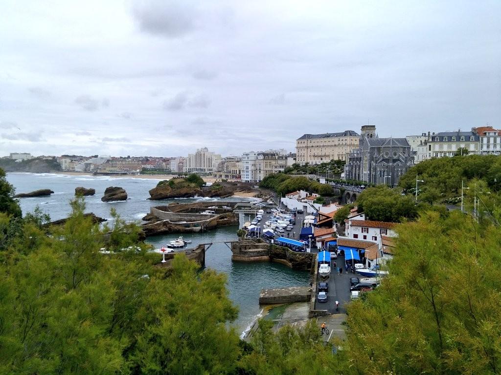 Biarritz, puerto