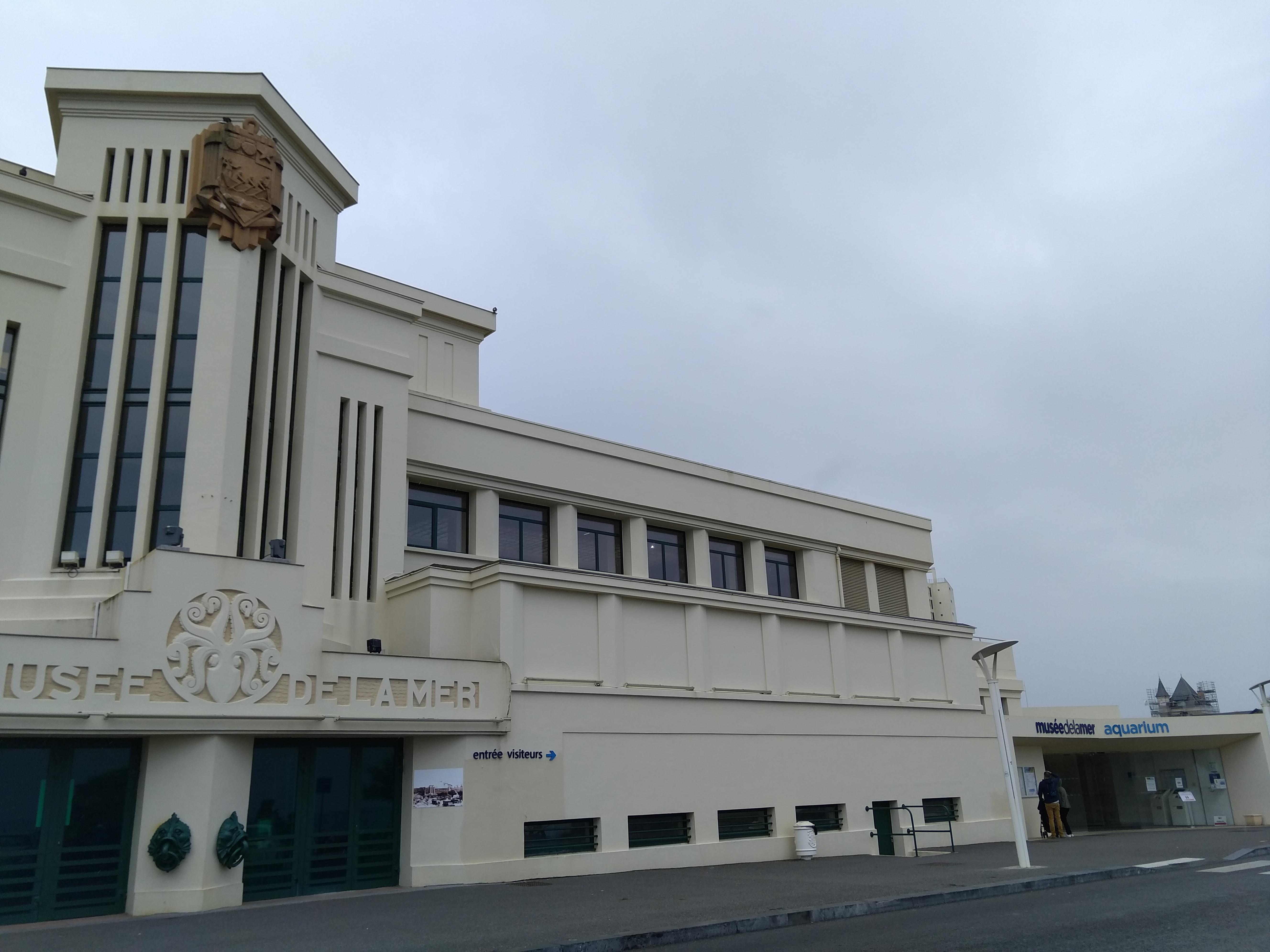 Aquarium de biarritz informaci n y consejos for Acuarios zona norte