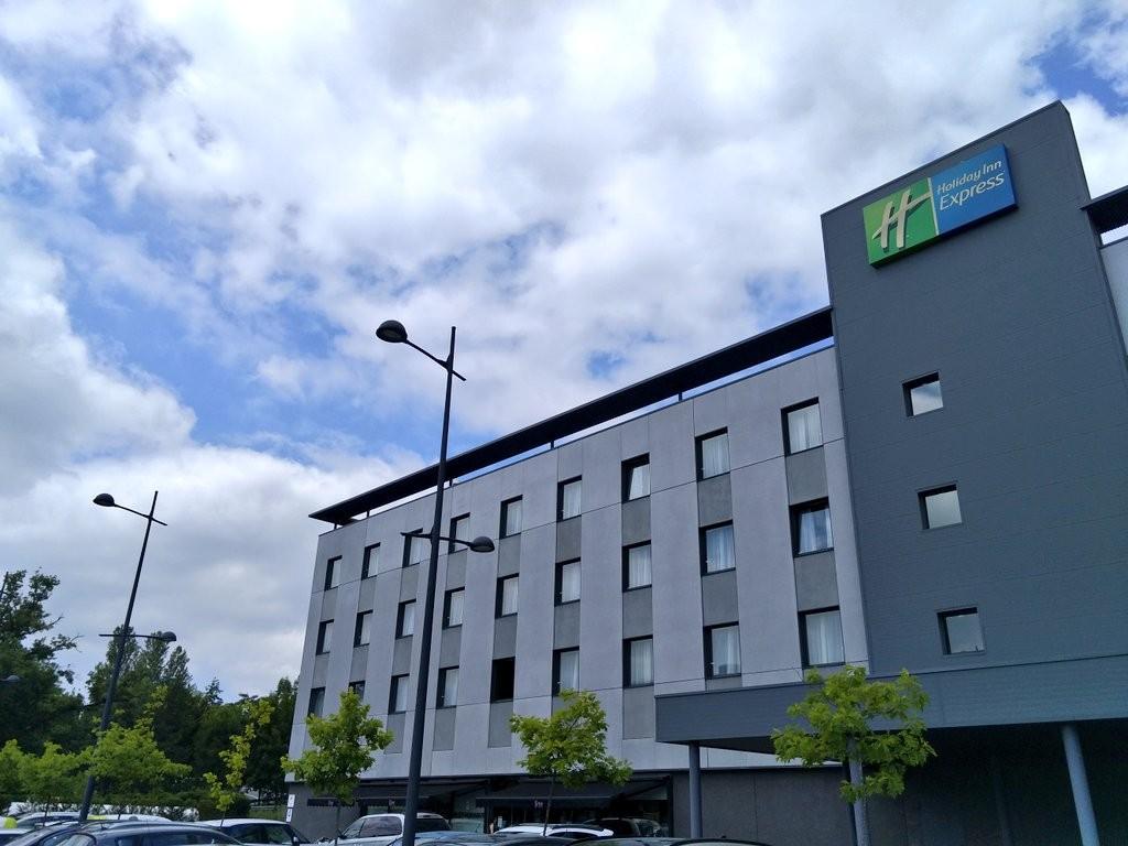 Hotel Holiday Inn aeropuerto de Bilbao