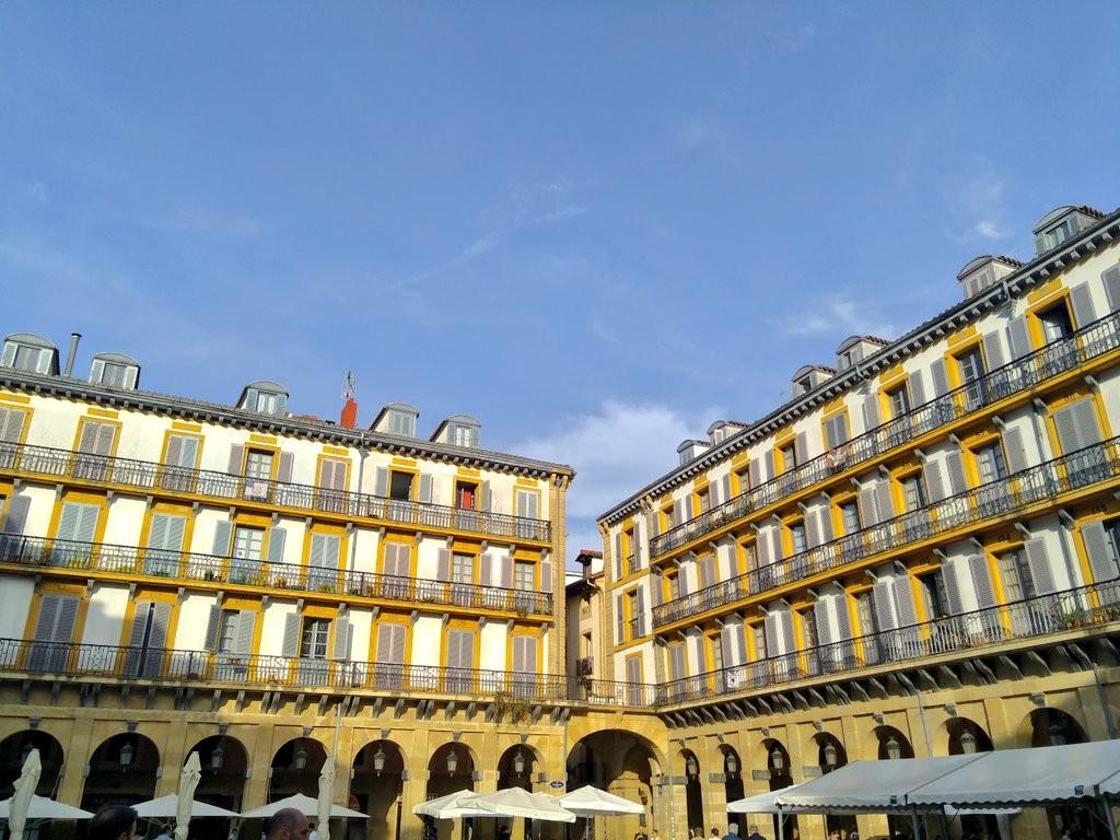 Plaza de la Constitución, Donostia - San Sebastián
