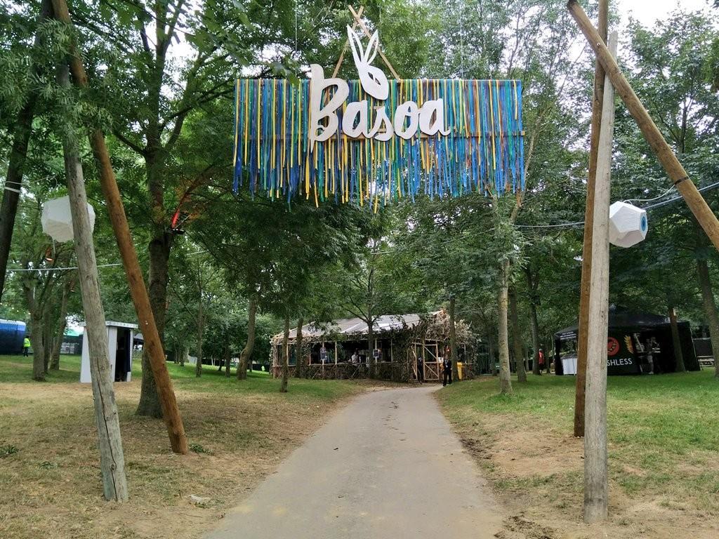 Basoa Bilbao BBK live