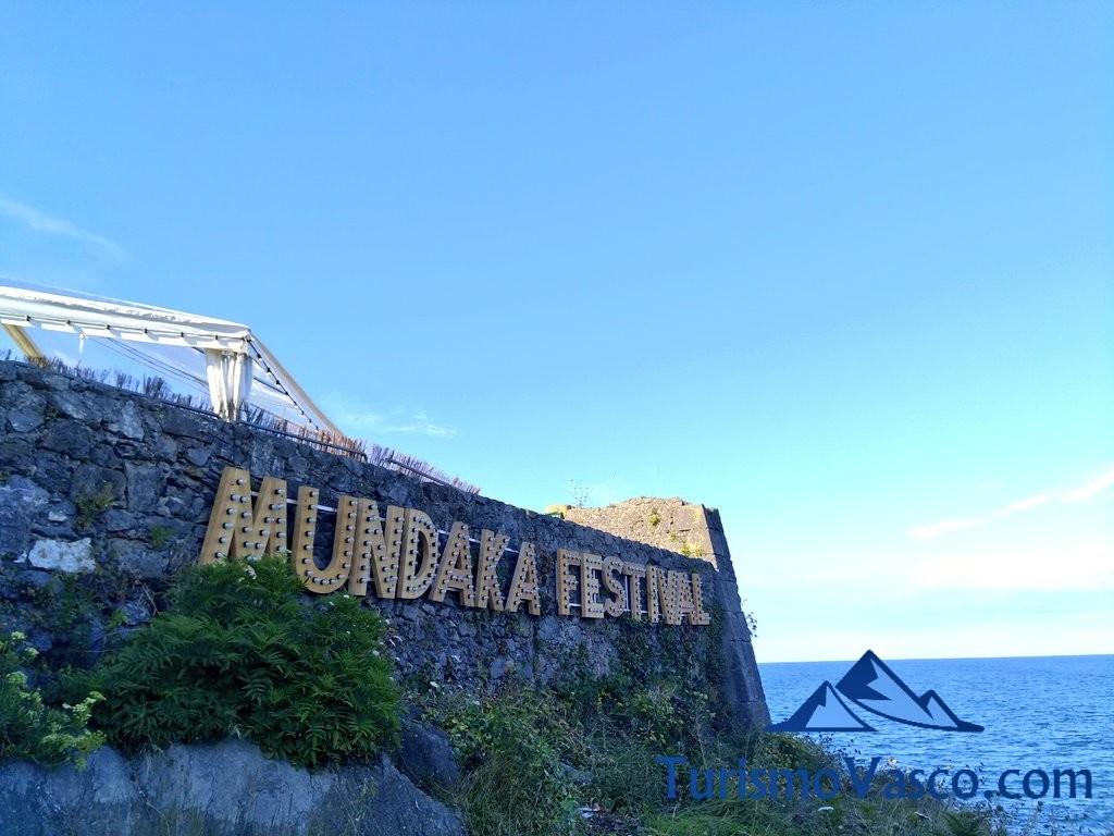 Cartel de Mundaka Festival