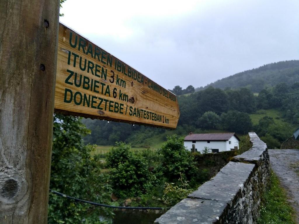Elgorriaga, Ituren, zubieta, Doneztebe, Navarra