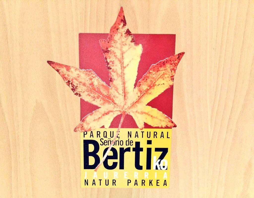 Logo Jardín del Parque Natural del señorio de Bertiz
