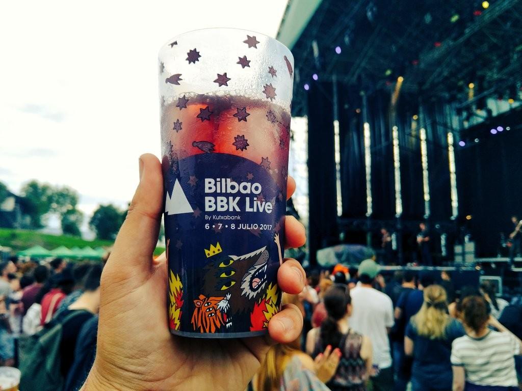 Vaso Bilbao BBK live