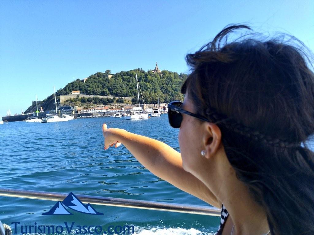 Barco Donostia Pasaia