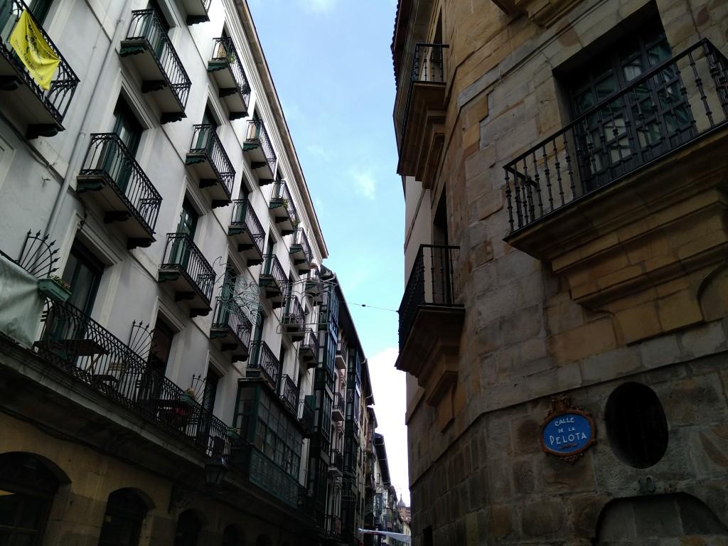 Calle de la Pelota Casco Viejo