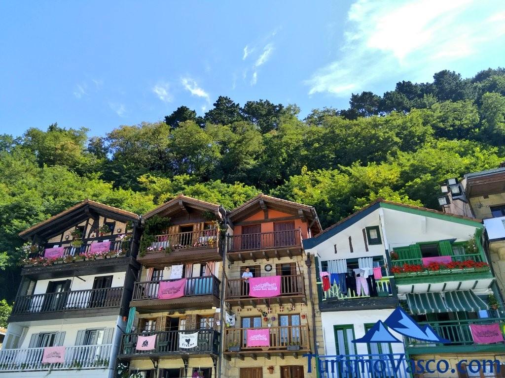 Casas de Pasai Donibane