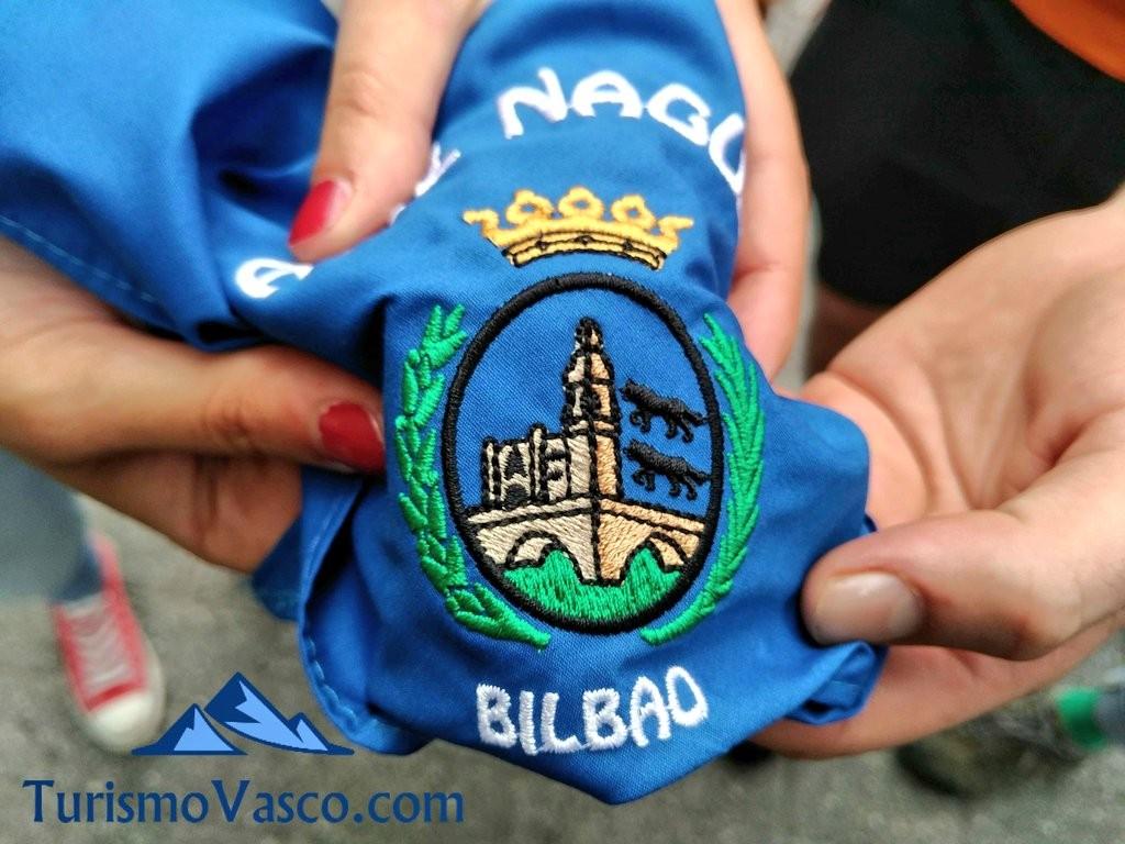 Pañuelo de Bilbao, Aste Nagusia