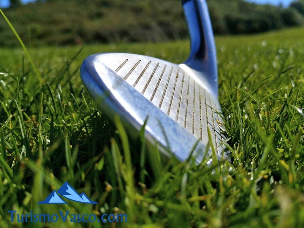 Palo de golf, golf en bilbao