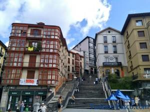 Plaza de Unomuno, Casco Viejo de Bilbao