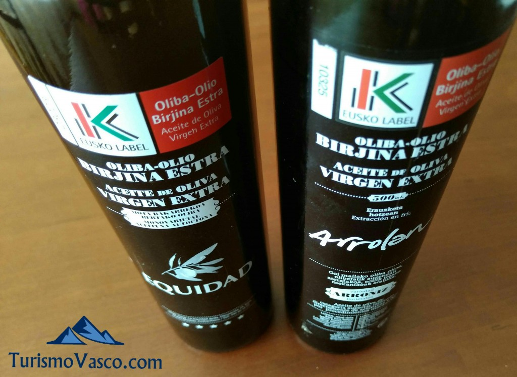 Aceite Arrolan y Equidad, Rioja Alavesa