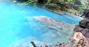 Agua azul Urederra