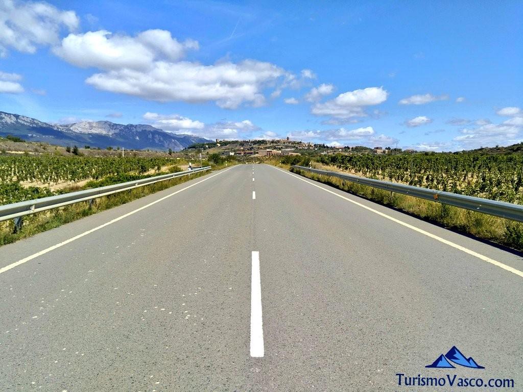 Carretera de Laguardia