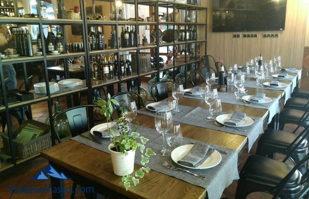 Restaurante Villa Lucia, Laguardia
