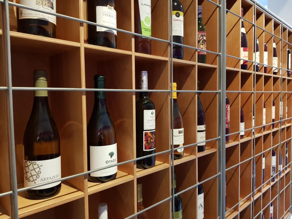 Botellas vino de Navarra, Museo de la Viña y el Vino de Navarra