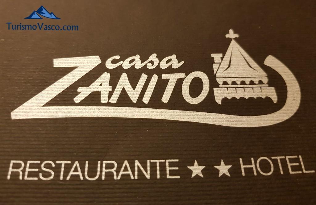 Casa zanito restaurante en Olite Erriberri