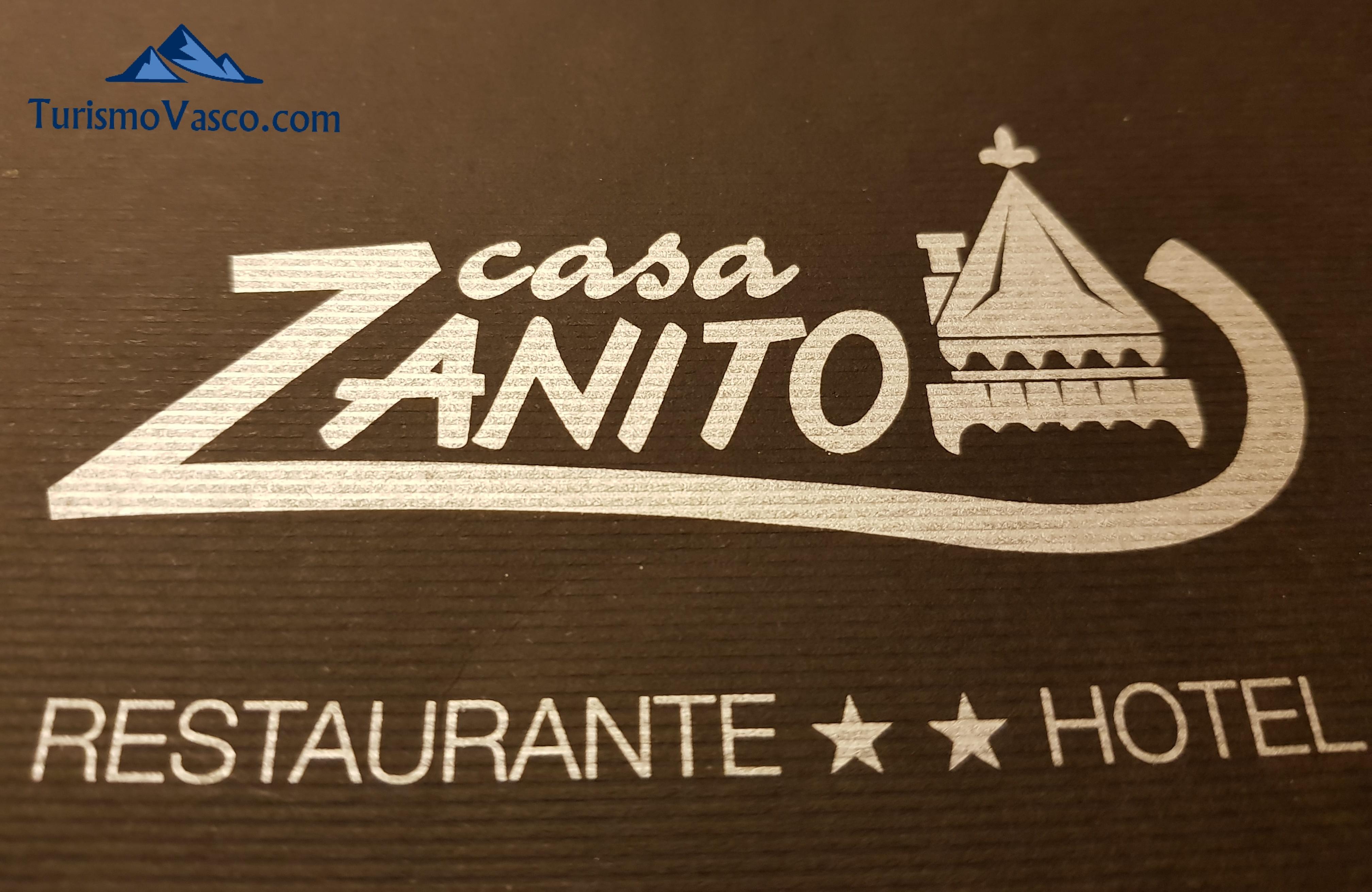 Casa zanito restaurante en olite erriberri - Casa zanito olite ...