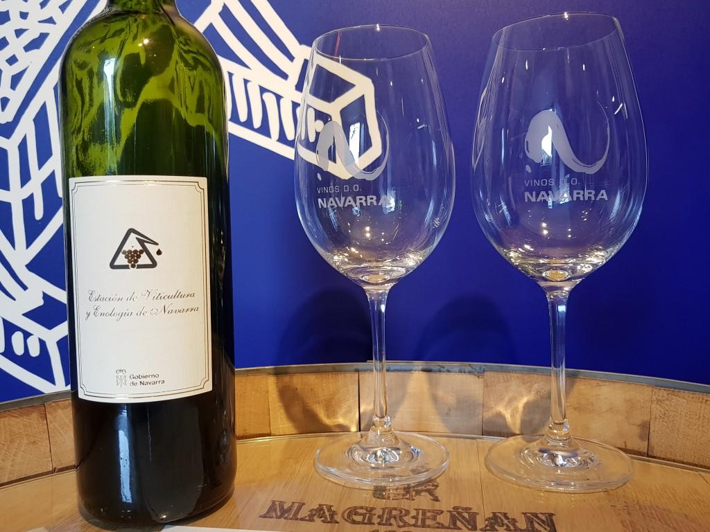 Cata de vinos navarros en Museo de la Viña y el Vino de Navarra