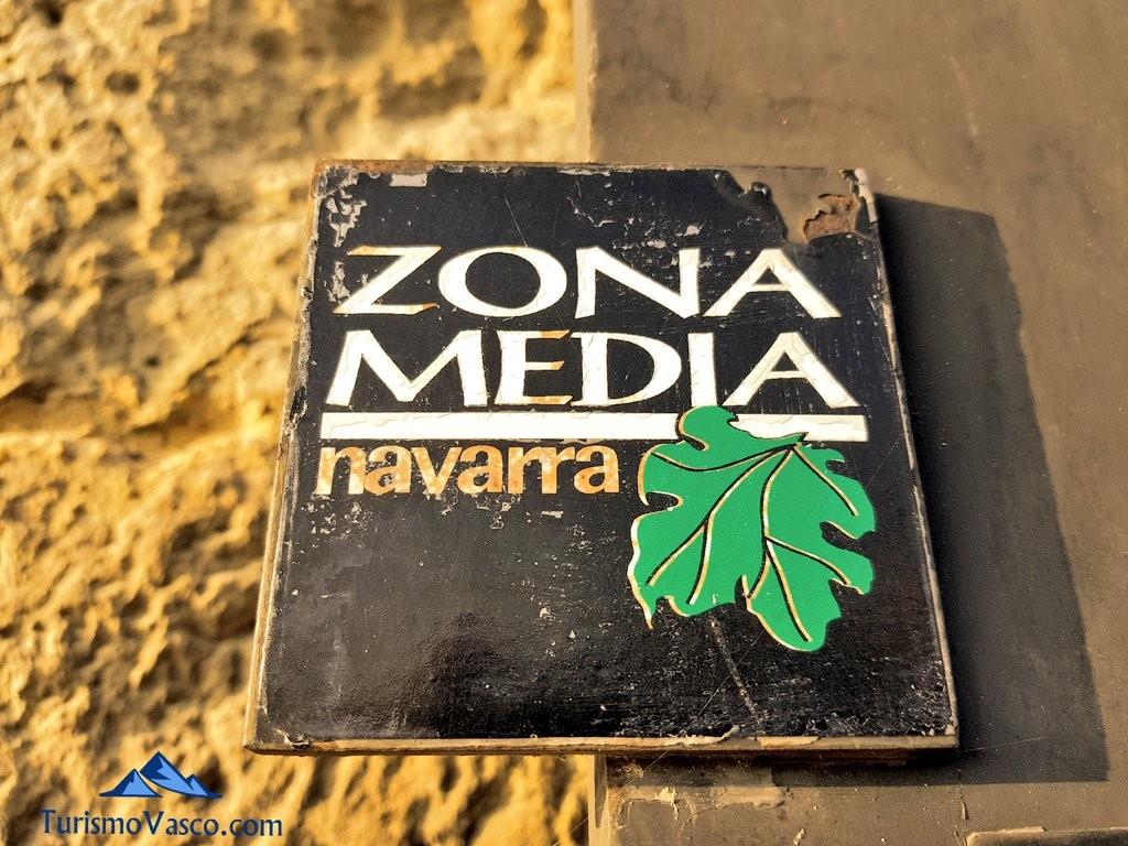 Zona media, Navarra, Olite Erriberri