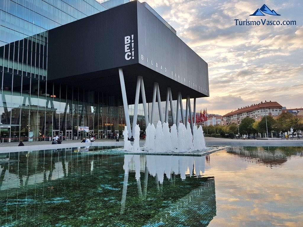 BEC exterior, Bilbao