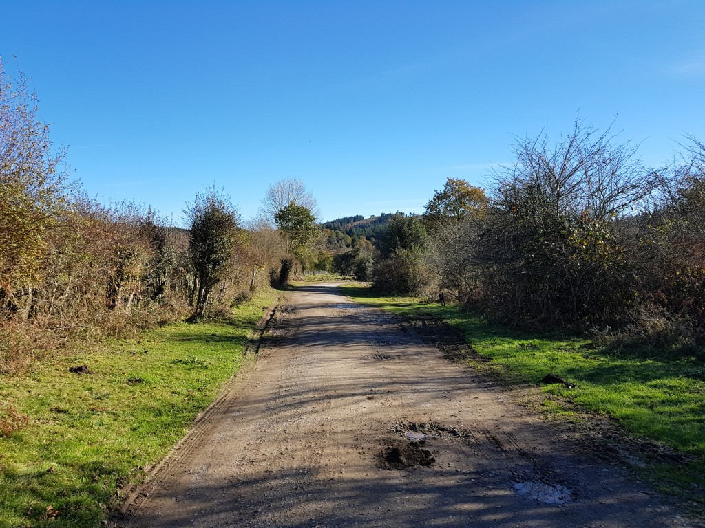 Camino de Saldropo