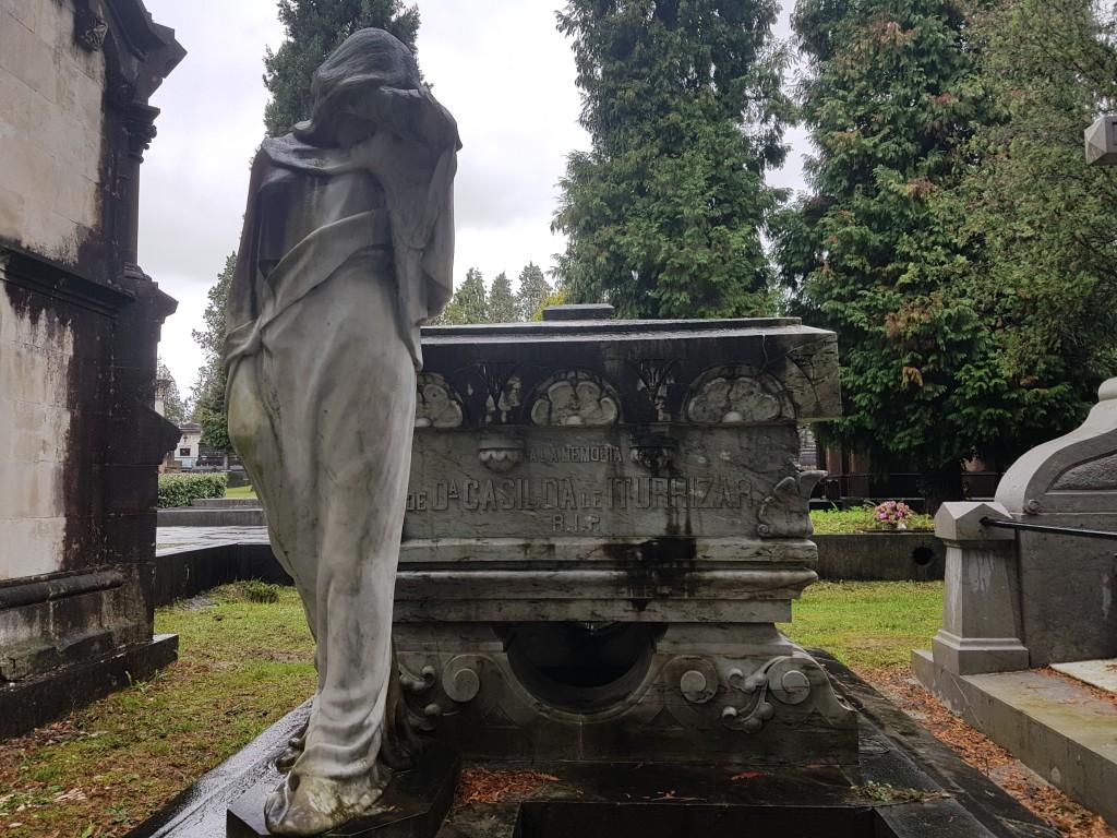 Capilla de doña casilda de iturrizar, cementerio de bilbao