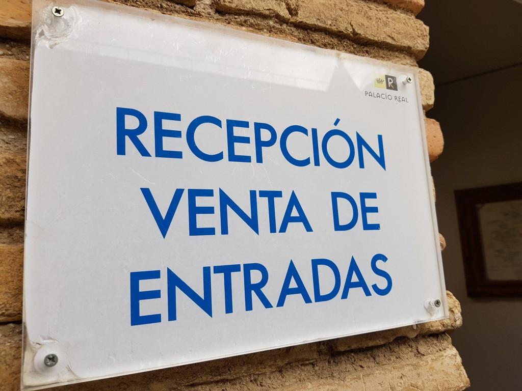 Entradas Palacio Real de Olite, castillo